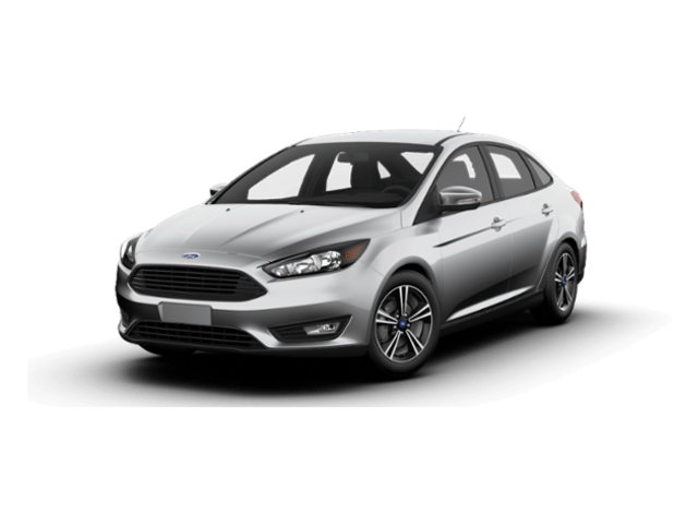 2018 Ford Focus SE Sedan FWD